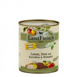 LandFleisch DOG - Lamb, duck, potato 800g