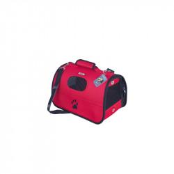 Potovalna torba rdeča S