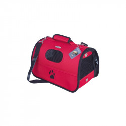 Potovalna torba rdeča L