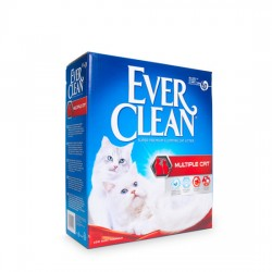 Ever Clean pesek – Multiple cat 6L
