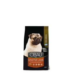 CIBAU Sensitive lamb Mini 2,5g