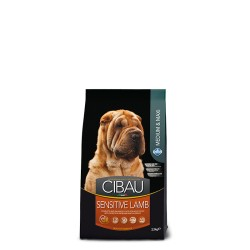 CIBAU Sensitive lamb Medium&Maxi 2,5g
