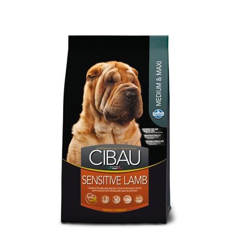 CIBAU Sensitive lamb Medium&Maxi 12kg