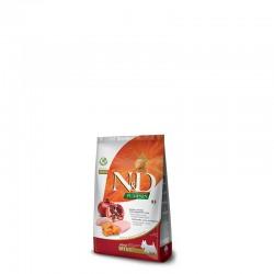 N&D Pumpkin Chicken adult mini 800g