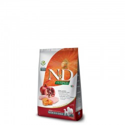 N&D Pumpkin Chicken adult mini 800g