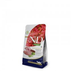 N&D Cat Quinoa Lamb digestion 300g
