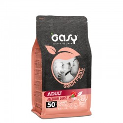 OASY Turkey Adult Medium&Large 12kg