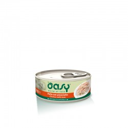 OASY cat NATURAL Chicken with Ham 70g
