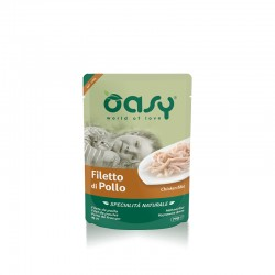 OASY cat NATURAL POUCH Chicken 70g