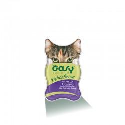 OASY cat DELICATE Turkey 85g