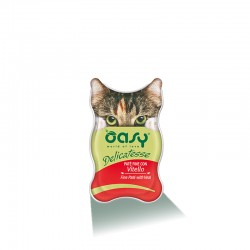 OASY cat DELICATE Veal 85g