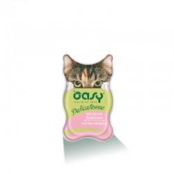OASY cat DELICATE Salmon 85g