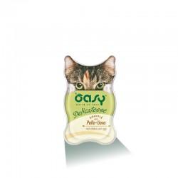 OASY cat DELICATE Soufflé Chic&Eggs 85g