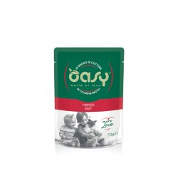 OASY cat ML POUCH Beef 70g