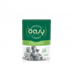 OASY cat ML POUCH Tuna with Clam 70g