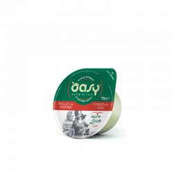 OASY cat ML Chicken with Duck 70g