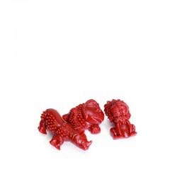 Camon žvečjiva kost v obliki živali– L