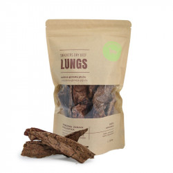Snackers dried lungs 120g
