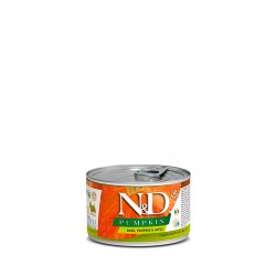 N&D dog wet Pumpkin&Boar 140g