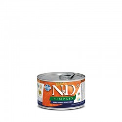 N&D dog wet Pumpkin&Lamb 140g