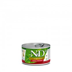 N&D dog wet Prime Puppy chicken 140g