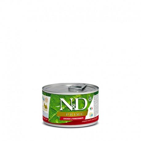 N&D dog wet Prime chicken 140g
