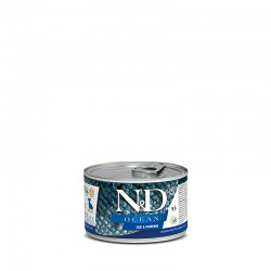 N&D dog wet Ocean Puppy cod 140g