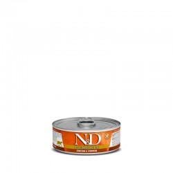 N&D cat wet Pumpkin Venison 80g