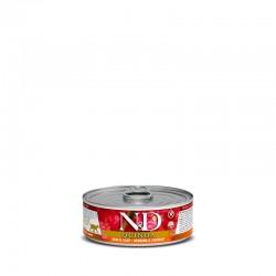 N&D cat wet Quinoa Skin Herring 80g
