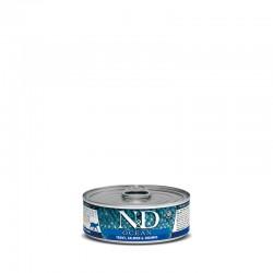 N&D cat wet Ocean Trout 80g