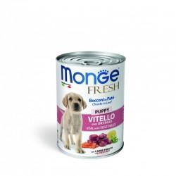 Monge Fresh Pate Puppy - teletina 400g