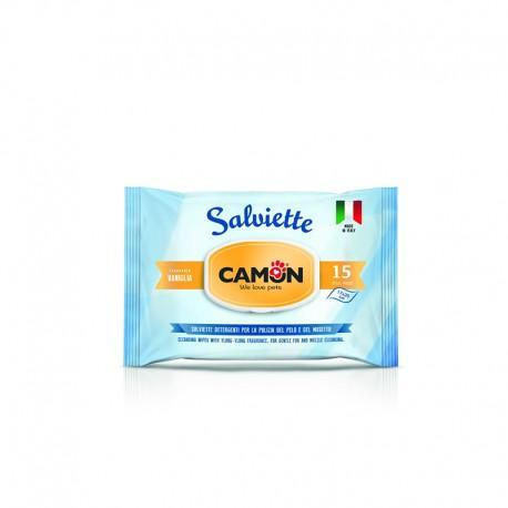 Camon čistilni robčki pocket - Vanilija